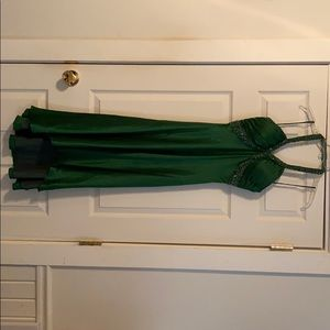 Formal gown, prom dress